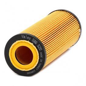 VALEO 586520 Ölfilter OEM - 059115561A AUDI, SEAT, SKODA, VW, VAG, SAMPA, eicher günstig