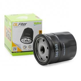 2 (DY) VALEO Oil filter 586039