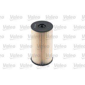 Palivový filtr VALEO (587904) pro SKODA OCTAVIA ceny