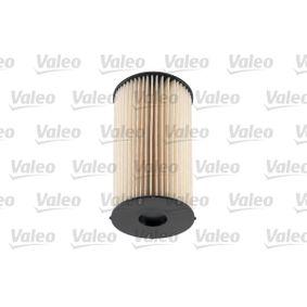 Palivový filtr (587904) výrobce VALEO pro SKODA Octavia II Combi (1Z5) rok výroby 06.2009, 105 HP Webový obchod