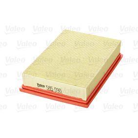 Vzduchovy filtr (585090) výrobce VALEO pro PEUGEOT 307 (3A/C) rok výroby 08.2000, 109 HP Webový obchod