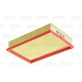 Populární Vzduchovy filtr VALEO 585090 pro PEUGEOT 307 1.6 16V 109 HP