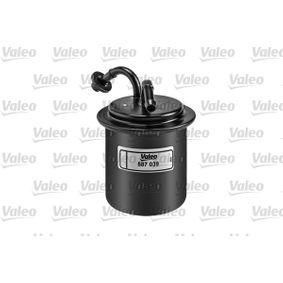 Benzinfilter 587039 VALEO