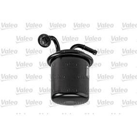 VALEO Kraftstofffilter 587039