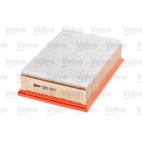 VALEO Luftfilter 1L0129620 für VW, AUDI, SKODA, SEAT, CUPRA bestellen