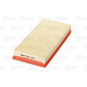 VALEO Luftfilter F43X9601BB für FORD, FORD USA bestellen