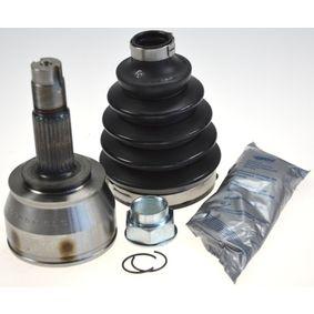 Gelenksatz, Antriebswelle SPIDAN Art.No - 24295 OEM: 93190187 für OPEL, VAUXHALL kaufen