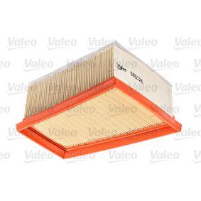 Scénic I (JA0/1_, FA0_) VALEO Luftfilter 585026