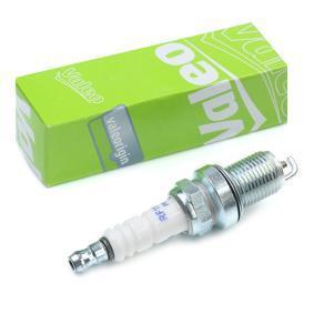 запалителна свещ VALEO Art.No - 246856 OEM: 7700274154 за PEUGEOT, RENAULT, DACIA, SANTANA, RENAULT TRUCKS купете