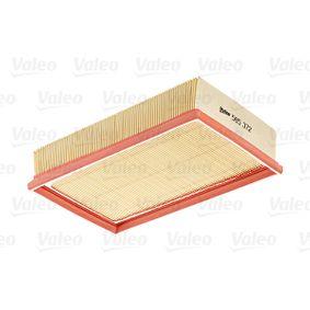 800 (XS) VALEO Въздушен филтър 585372