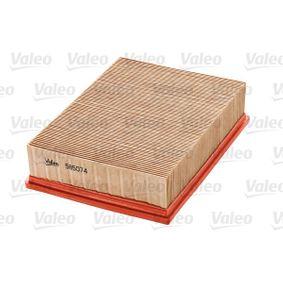 Luftfiltereinsatz 585074 VALEO