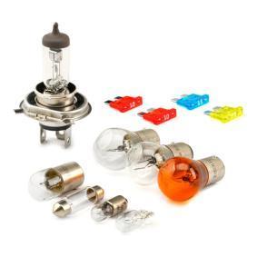 BOSCH Bulbs Assortment 1 987 301 111
