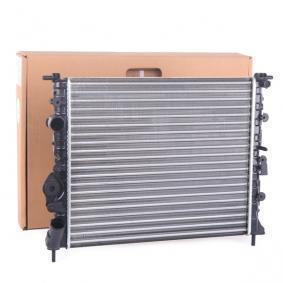 VAN WEZEL Wasserkühler 43002197