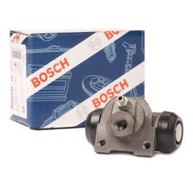 PANDA (169) BOSCH Brake wheel cylinder F 026 002 474