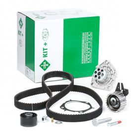 INA 530 0562 30 Water Pump & Timing Belt Set OEM - 636317 OPEL, VAUXHALL, GENERAL MOTORS cheaply