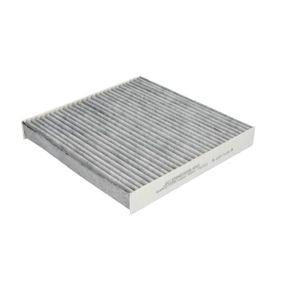 JC PREMIUM Filtro de aire acondicionado B44007CPR