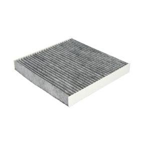 Filtro habitáculo B44007CPR JC PREMIUM