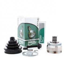 PASCAL Joint Kit, drive shaft Front Axle, Wheel Side (G1W008PC) buy cheap  online