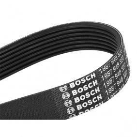 BOSCH Serpentine belt 1 987 948 320
