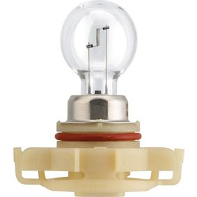 12276C1 Крушка с нагреваема жичка, фар за дълги светлини от PHILIPS качествени части