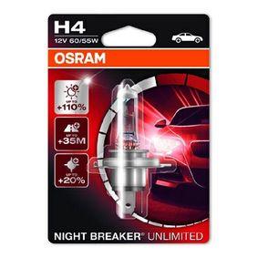 64193NBU-01B Glühlampe, Fernscheinwerfer von OSRAM Qualitäts Ersatzteile