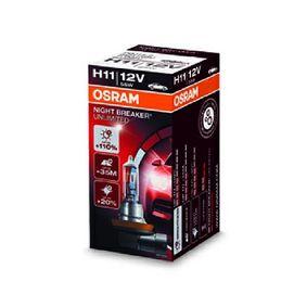 64211NBU Glühlampe, Fernscheinwerfer von OSRAM Qualitäts Ersatzteile