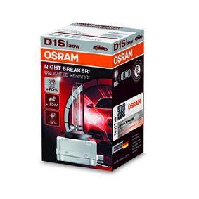 66140XNB Bulb, spotlight from OSRAM quality parts
