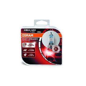 9005NBU-HCB Glühlampe, Fernscheinwerfer von OSRAM Qualitäts Ersatzteile