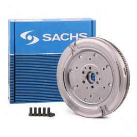 SACHS Koło zamachowe CFFB,CLCB,CJAA,CFHC Skrzynia biegów z podwójnym sprzęgłem dla pojazdów bez funkcji Start-Stop 2295 000 541 oryginalnej jakości
