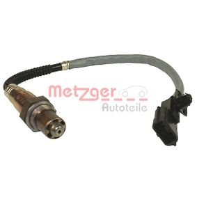 METZGER Nox Sensor 0893272