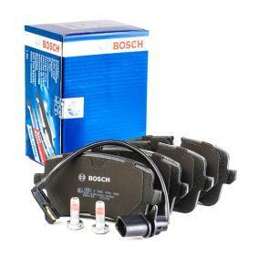BOSCH 0 986 494 488 Kit de plaquettes de frein, frein à disque OEM - 9A769845100 AUDI, PORSCHE, VW, SATURN, AUDI (FAW), DIPASPORT à bon prix