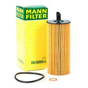 MANN-FILTER BMW 3er Steuergerät, Heizung / Lüftung (HU 6004 x)