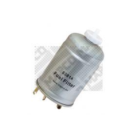 Kraftstofffilter MAPCO Art.No - 63814 OEM: XM219A011AA für FORD, FORD USA kaufen