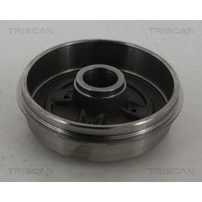 Bremstrommel 8120 25215 TRISCAN