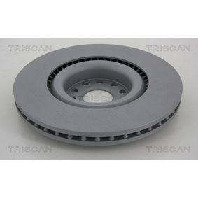 TRISCAN Спирачен диск 1K0615301AB за VW, AUDI, SKODA, SEAT купете