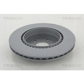 TRISCAN Bremsscheibe 2104230812 für MERCEDES-BENZ, MAZDA, CHRYSLER bestellen