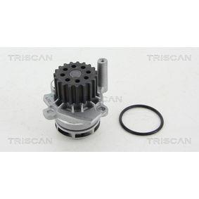 Wasserpumpe TRISCAN Art.No - 8600 29053 OEM: 03L121011J für VW, AUDI, SKODA, SEAT, ALFA ROMEO kaufen