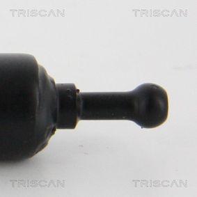 MEGANE III Coupe (DZ0/1_) TRISCAN Haubendämpfer 8710 25105