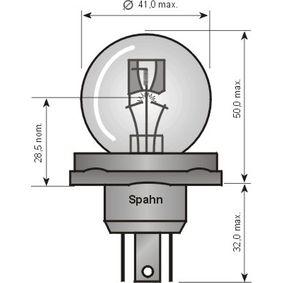 Glühlampe, Fernscheinwerfer 45156 Online Shop