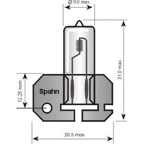 Крушка с нагреваема жичка, фар за дълги светлини 52174 онлайн магазин