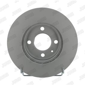 JURID Bremsscheibe 6N0615301D für VW, MERCEDES-BENZ, AUDI, SKODA, SEAT bestellen