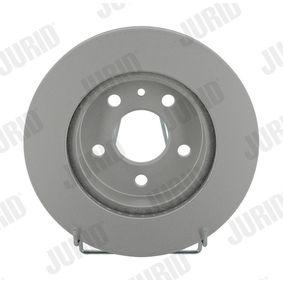 Bremsscheibe JURID Art.No - 562054JC OEM: A6384210112 für MERCEDES-BENZ kaufen