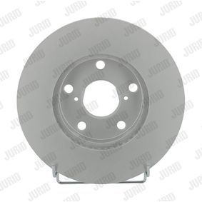 Brake rotors 562269JC JURID