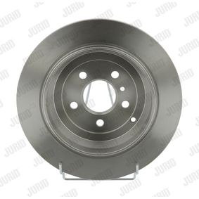 Спирачен диск JURID Art.No - 562324J OEM: A1644231212 за MERCEDES-BENZ, DAIMLER купете
