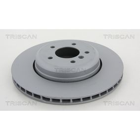 Bremsscheibe TRISCAN Art.No - 8120 111025C OEM: 34216763827 für OPEL, BMW kaufen
