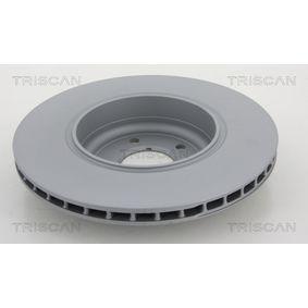 TRISCAN Bremsscheibe 34216763827 für OPEL, BMW bestellen