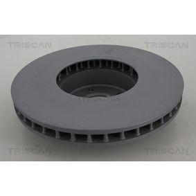 TRISCAN Bremsscheibe 34116779467 für BMW bestellen