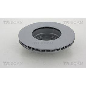 TRISCAN Bremsscheibe 34116764021 für BMW bestellen