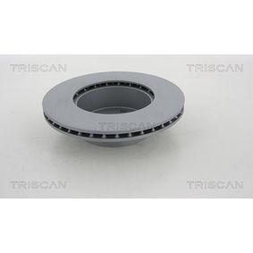 TRISCAN Bremsscheibe 34116764629 für BMW bestellen