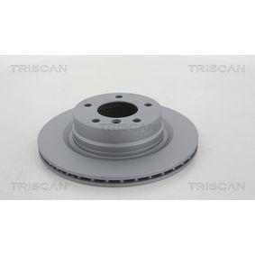 Bremsscheibe TRISCAN Art.No - 8120 11167C OEM: 34216764651 für BMW, MINI kaufen